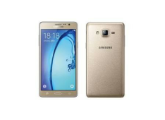"Smartphone Samsung Galaxy On 7 Dual Chip Android 5.1 Tela 5.5"" 8GB 4G Câmera 13MP - Preto"