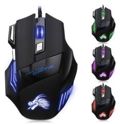[GearBest] Mouse Gamer - 7 Botões!