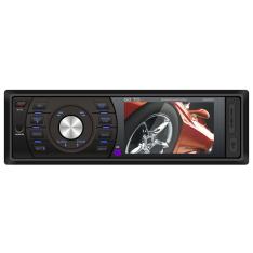"Som Automotivo Go To M520DTV - TV Digital 3"", Aux, USB, SD - R$280"