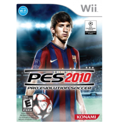 Pro Evolution Soccer 2010 (Wii) por R$6,90