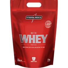 Nutri Whey 1.8 kg Body Size - IntegralMédica - R$ 55,92
