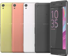 "Smartphone Sony Xperia XA Dual Chip Android Tela 5"" 16GB 4G Câmera 13MP - Preto"