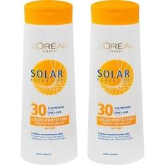 Kit 2 protetores solares Expertise FPS 30  (200 ml) - R$ 30