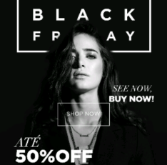 Black Week: 50% OFF