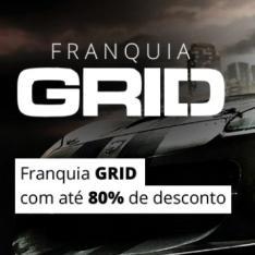 Franquia GRID - Jogos a partir de R$ 5