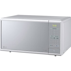 [AMERICANAS] Micro-ondas LG Ms3059L 30 Litros Prata Frente Espelhada