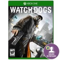 Watch Dogs - Xbox One R$ 42,65