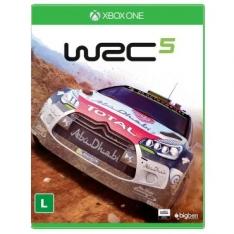 WRC 5 - Xbox One R$ 66,40