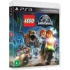 Game Lego Jurassic World - PS3