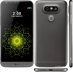 "[Clube da Lu] Smartphone LG G5 SE 32GB Titânio 4G Câm. - 16MP + Selfie 8MP Flash Tela 5.3"""