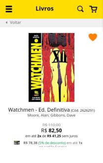 Watchmen - Ed. Definitiva
