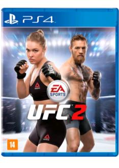 Jogo UFC 2 (PS4) por R$80