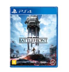 Jogo Star Wars :Battlefront PS4