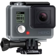 GoPro Hero Edition 5MP Full HD Chumbo - R$699