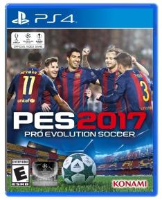 Walmart - Pro Evolution Soccer 2017 - PS4