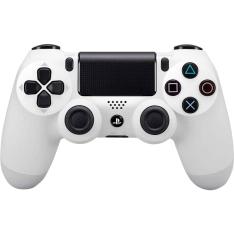 Controle sem fio Dualshock 4 Branco para PS4