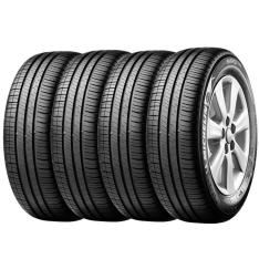 Kit com 4 Pneus Aro 15 Michelin 195 60 R15 88H Energy XM2 TL