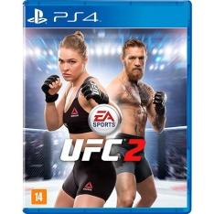 Game UFC 2 - PS4 R$ 79,99 2x de R$ 39,99 s/ juros