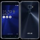 Smartphone Asus Zenfone 3 ZE552KL-1A037BR, Octa Core Android 6, Tela 5,5´ 64GB, 16MP, 4G, Dual Chip, Desbloqueado - Preto Safira