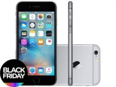 iPhone 6S 16GB Cinza Espacial - R$2069