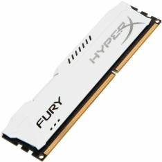 [Pichau] Memória Kingston HyperX FURY 4GB (1x4), DDR3 1866Mhz White