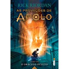 [SubMarino] Livro - As Provações de Apolo: O Oráculo Oculto - Vol. 1 R$ 9,90