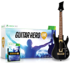 Guitar Hero Live Bundle - X360 por R$ 144