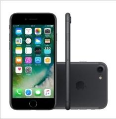 Smartphone Apple iPhone 7 128GB Preto Matte