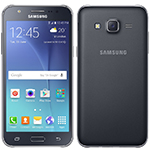 "Smartphone Samsung Galaxy J5 Dual Chip, Preto, Tela 5"", 4G+WiFi, Android 5.0, 13MP, 16GB"