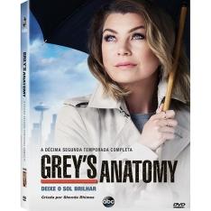 BOX DVD GREY'S ANATOMY - 12ª TEMPORADA