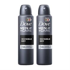 Desodorante Aerosol Masculino/Feminino 150ml - 2 unidades - Rexona | eFácil