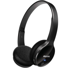 Headphone Philips Estereo Bluetooth SHB4000/00 - Preto