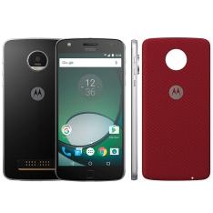 Smartphone Moto Z Play Preto Dual Chip Android Marshmallow 4G Wi-Fi Câmera 16MP por R$1758