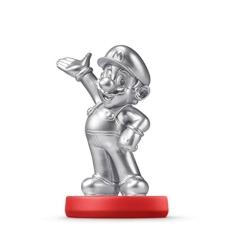 Amiibo Silver Mario Silver - Wii U