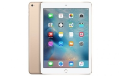 "iPad Air 2 16GB Wi-Fi Tela Retina 9.7"" Câmera 8MP Dourado - Apple"