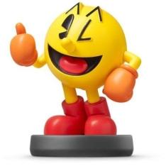 Amiibo Super Smash Bros Pac Man - Wii U