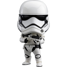 Nendoroid No. 599 Star Wars: First Order Stormtrooper - R$ 85