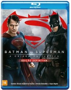 BATMAN VS SUPERMAN - A ORIGEM DA JUSTIÇA (BLU-RAY)