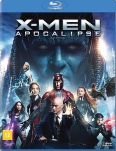 X-MEN - APOCALIPSE (BLU-RAY)