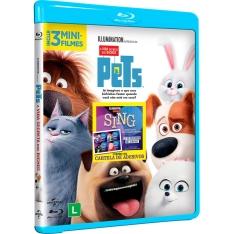 Blu-ray: A Vida Secreta dos Bichos