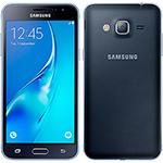 "Smartphone Samsung Galaxy J3, Dual Chip, Preto, Tela 5"", 4G+WiFi, Android 5.1, 8MP, 8GB"