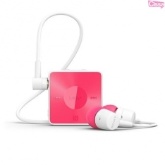 Fone de Ouvido Bluetooth Wireless Estéreo Sony SBH20 Pink