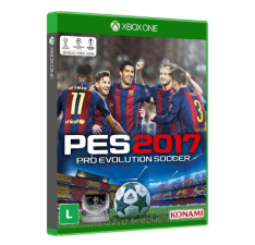 Jogo Xbox One Pro Evolution Soccer 2017 Konami