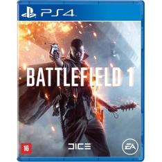 Jogo Battlefield 1 - PS4 - R$131,99