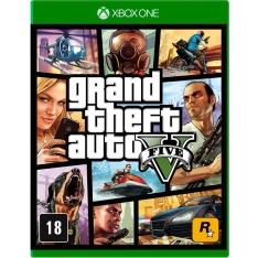 GTA V (Xbox One) - R$ 131,99