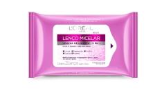 Lenços de Limpeza Facial L`Oréal Paris Solução Micelar 5 em 1