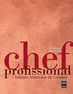 livro Chef Profissional Senac