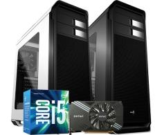 COMPUTADOR PICHAU GAMER, I5-6400, ZOTAC GTX 1060 3GB, 8GB DDR4, 1TB