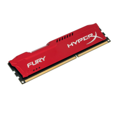 Memória Kingston HyperX FURY 4GB 1333Mhz DDR3 CL9 Red Series - HX313C9FR/4