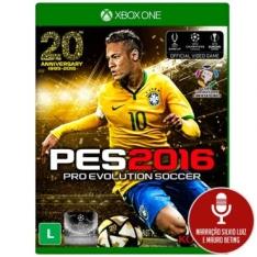 Jogo Pro Evolution Soccer 2016 (PES 16) para Xbox One (XONE) por R$ 27